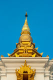 Phra that Mae Fah Luang Stock Photos