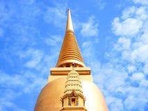 Phra Maha Chedi. Obraz Stock