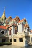 Phra Maha Chedi av Thailand Arkivbild