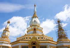 Phra Maha Chedi Chai Mongkhon, Royalty Free Stock Photos