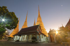 Phra Maha Chedi Royalty Free Stock Photos
