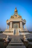 Phra Maha Chedi Rattana Taiya Lokthat Royalty Free Stock Photo