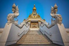 Phra Maha Chedi Rattana Taiya Lokthat Stock Photos