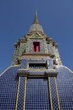 Phra Maha Chedi Si Rajakarn (Wat Pho) Stock Photos