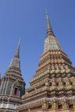 Phra Maha Chedi Si Rajakarn (Wat Pho) Royalty Free Stock Image