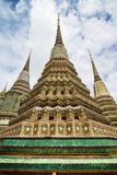 Phra Maha Chedi Si Rajakarn stock image