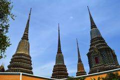 Phra Maha Chedi Si Rajakarn, Wat Pho, Thailand Royalty Free Stock Photography