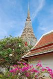 Phra Maha Chedi Sri Rajakarn Στοκ Εικόνες