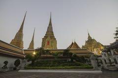 Phra Maha Chedi Royalty Free Stock Image