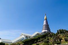 Phra Maha Dhatu Nabha Metaneedol Foto de archivo libre de regalías