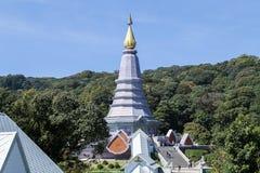 Phra Maha Dhatu Nabha Metaneedol Imagen de archivo libre de regalías