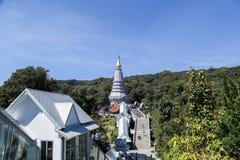 Phra Maha Dhatu Nabha Metaneedol Fotos de archivo