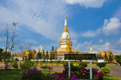 Phra Mahachedi Chai Mongkhon Temple Stock Photography