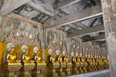 Phra Mahachedi Chai Mongkhon Temple,Roi-Et Province, Thailand. Stock Image