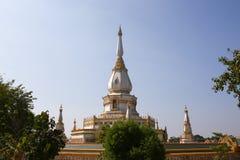 Phra Mahachedi Chai Mongkhon Temple,Roi-Et Province, Thailand. Royalty Free Stock Images