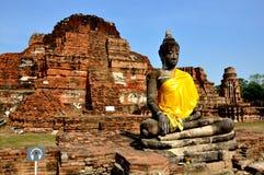 phra mahathat Будды губит wat Стоковое Изображение RF