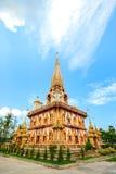Phra Mahathat Chedi fotografía de archivo libre de regalías