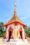 Phra Mahathat Kaen Nakhon. Wat nong wang,The most beautiful temple in Thailand - Khon Kaen Royalty Free Stock Images