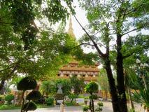 Phra Mahathat Kaen Nakorn obrazy stock
