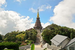 Phra Mahathat Napametanidon temple Stock Photography