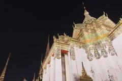 Phra Mondob o Hotepibtawy Trijaturamuk in Wat Pho Bangkok Fotografia Stock