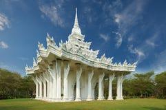 Phra Mondop,古老Cityf曼谷 免版税库存图片