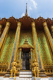 Phra Mondop front Royalty Free Stock Images