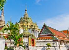 Phra Mondop (Hor Tri Jaturamuk) in Wat Pho Royalty Free Stock Photography