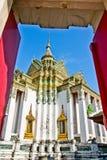 Phra Mondop (Hor Tri Jaturamuk) in Wat Pho Stock Image
