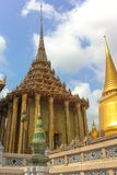Phra Mondop, the library at the Temple of the Emerald Buddha stock photos