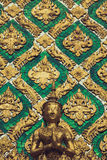 Phra Mondop(the library? at Temple of the Emerald Buddha or Wat Stock Photos
