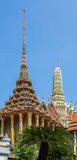 Phra Mondop at the upper terrace of Grand Palace, Bangkok Royalty Free Stock Photos