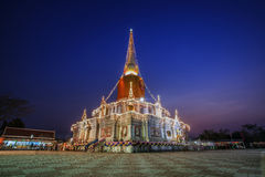 Phra That Na Dun Royalty Free Stock Images