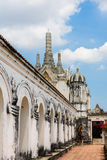 Phra Nakhon historiska Khiri parkerar (Khao Wang) Fotografering för Bildbyråer