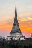 Phra Nakhon historiska Khiri parkerar, Khao Wang, Thailand Arkivfoton
