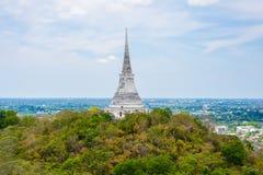 Phra Nakhon historiska Khiri parkerar & x28; Khao Wang& x29; Royaltyfria Bilder