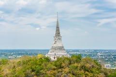 Phra Nakhon Khiri Historical Park Khao Wang royalty free stock photos
