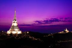 Phra Nakhon Khiri historical park,Khao Wang,Thailand Royalty Free Stock Image
