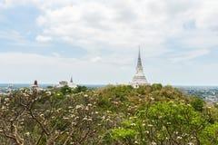 Phra Nakhon Khiri Historical Park (Khao Wang) Stock Photography