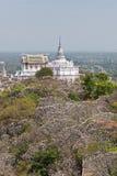 Phra Nakhon Khiri Park is a historical park in Phe Royalty Free Stock Photos