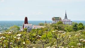 Phra Nakhon Khiri temple Royalty Free Stock Image