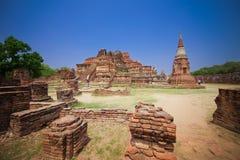 Phra Nakhon Si Ayutthaya Таиланда Стоковое фото RF