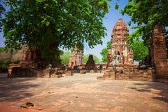Phra Nakhon Si Ayutthaya Таиланда Стоковая Фотография RF