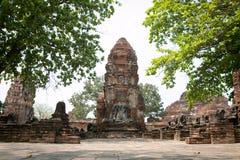 Phra Nakhon Si Ayutthaya Royalty Free Stock Images