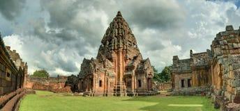 Phra Nakhon Si Ayutthaya tempel Royaltyfria Foton