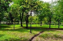 Phra Nakorn garden Stock Images