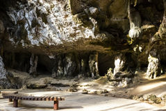 Phra Nang Cave in Krabi Stock Photography