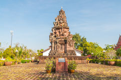 Phra That Narai Cheng Weng, Sakon Nakhon,Thailand Royalty Free Stock Photos