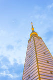 Phra That Nong Bua Royalty Free Stock Photography