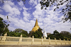 Phra Pathom Chedi Stock Photography